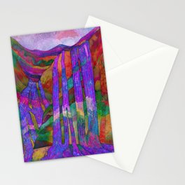 Florence Falls Stationery Cards