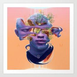 The Great Awakening Art Print
