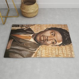 Little Richard Rug