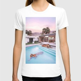 Palm Springs Tigers T-shirt