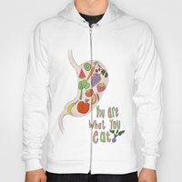 You Are What You Eat Hoody