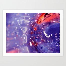 Fantasy Space Art Print