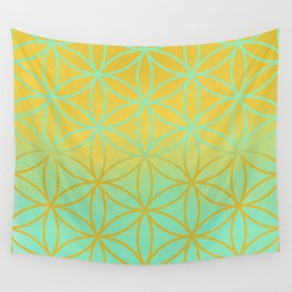 Meditation space Wall Tapestry