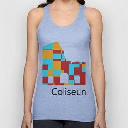 Coliseum Unisex Tank Top