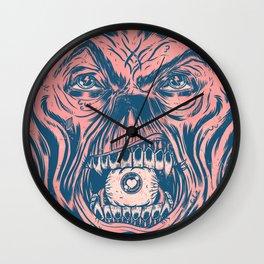 Eye Candy Wall Clock