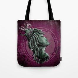 Lady of War Tote Bag