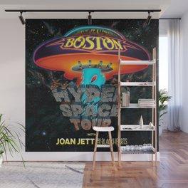 BOSTON HYPER SPACE TOUR DATES 2019 UPIN Wall Mural