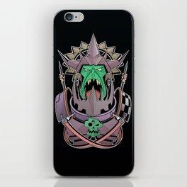 Ork Boyz iPhone Skin
