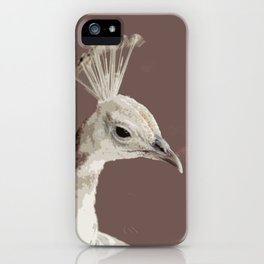 The White Queen iPhone Case