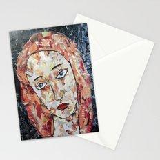 MELANCHOLIC VENUS Stationery Cards
