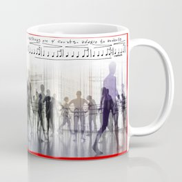 Modern Dance Coffee Mug