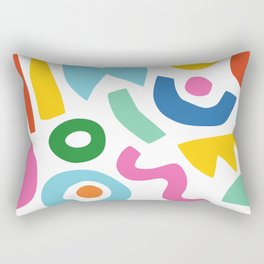 Geom Rectangular Pillow