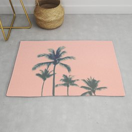 Cotton Candy Summer Rug