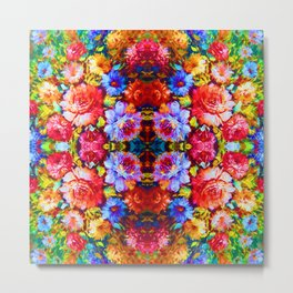 Flower-41 Metal Print