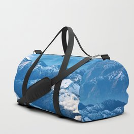 Above the Mountains I Duffle Bag