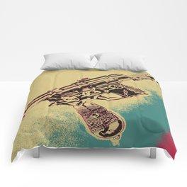 Pew! Pew! Comforters