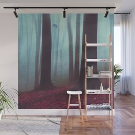 Between - Mystical Forest Wall Mural