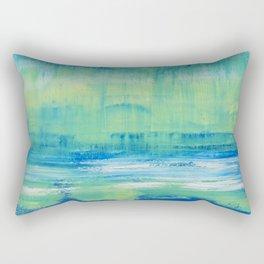 Sunday Mornings Rectangular Pillow