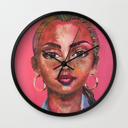 SadeAdu Wall Clock