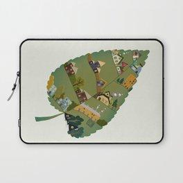 Leafing house Laptop Sleeve