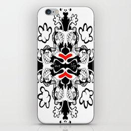 Love Life iPhone Skin