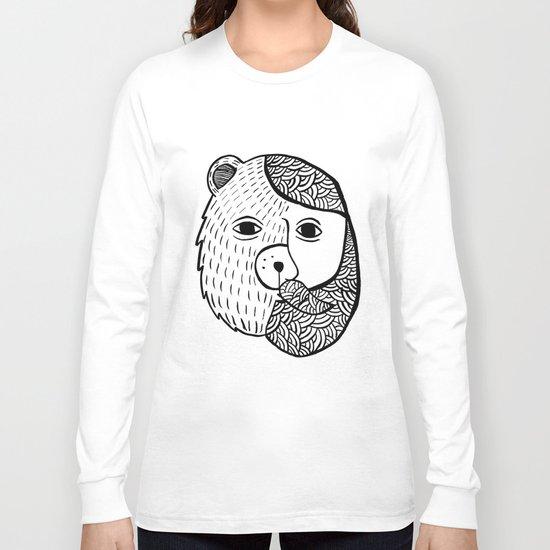 Werebear Long Sleeve T-shirt
