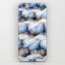 Wool 1 iPhone Skin
