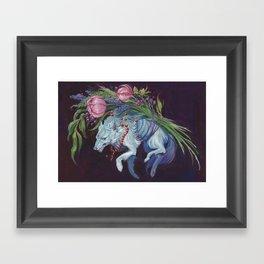 Lupine Framed Art Print