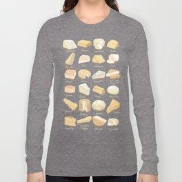 Cheese Revamp Long Sleeve T-shirt