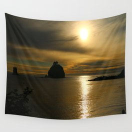 Before The Day Is Out Wall Tapestry