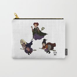 Hocus Pocus Sisters Carry-All Pouch