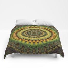 Mandala 237 Comforters