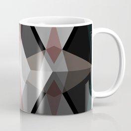 Rhombus Pattern Coffee Mug