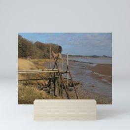 Lost in Lydney Harbour Mini Art Print