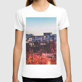 Natural IR Leaves T-shirt