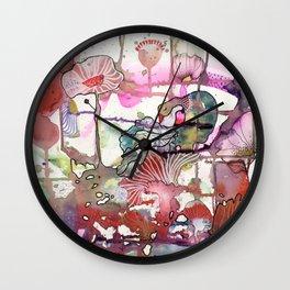 mon tout petit Wall Clock