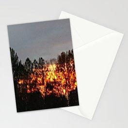 Sunset V Stationery Cards