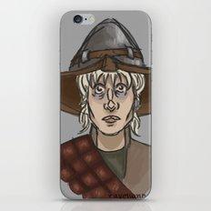 Cole iPhone Skin