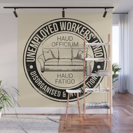 Unemployed Workers' Union Wall Mural