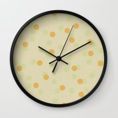 morning dress Wall Clock