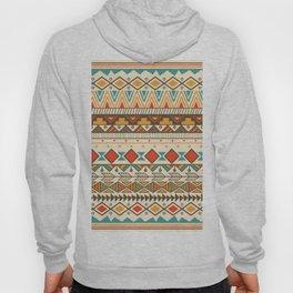 Aztec pattern 03 Hoody