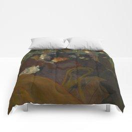 Henri de Toulouse-Lautrec - At the Moullin Rouge Comforters