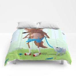 wolfy Comforters