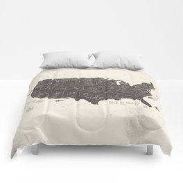 USA Comforters