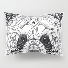 Panda Pillow Sham