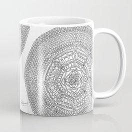 Envisioning on White Background Coffee Mug