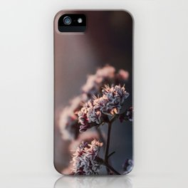 Just Takes Time iPhone Case