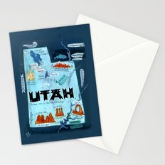 UTAH Stationery Cards