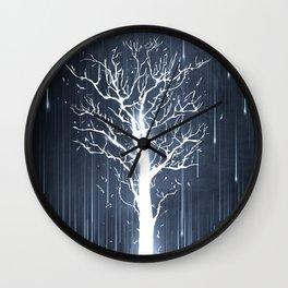 Last Tree  Wall Clock