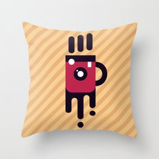 Photobrew Throw Pillow